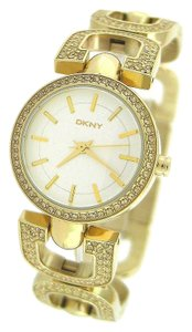 DKNY DKNY Female Dress Watch NY4944 Gold Analog