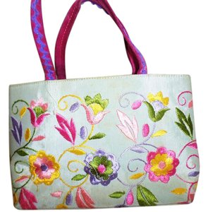 Rafe Satchel in Multicolor floral