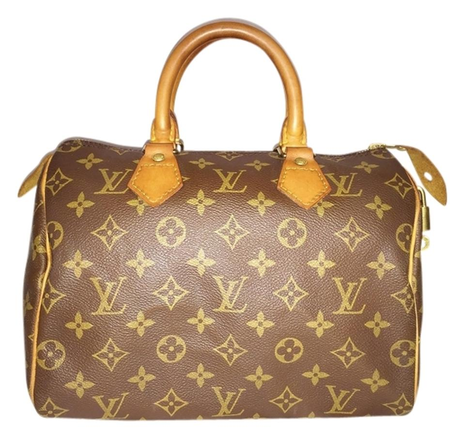 6c8d396b87ea Louis Vuitton Lv Speedy Lock And Key Doctor Neverfull Tote Hand Carry Canvas  Leather Vachetta Speedy ...