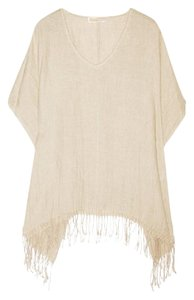 Michael Kors Sporty Fringe Hem Cape