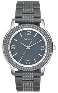 DKNY DKNY Female Dress Watch NY8426 Dark Grey Analog