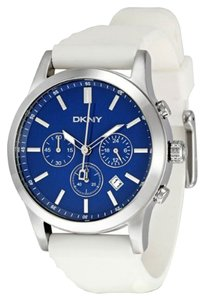 DKNY DKNY Unisex Dress Watch NY1476 White Analog