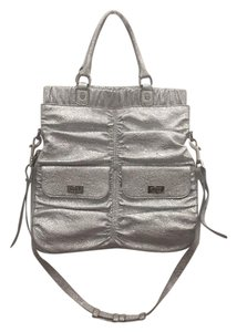 Alexis Hudson Tote in silver