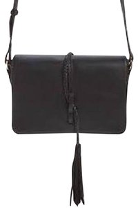 Street Level Nordstrom Tassel Cross Body Bag