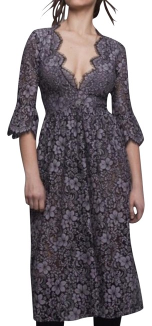 Preload https://item2.tradesy.com/images/for-love-and-lemons-purple-and-gray-theodora-lace-midi-mid-length-cocktail-dress-size-0-xs-21675271-0-1.jpg?width=400&height=650