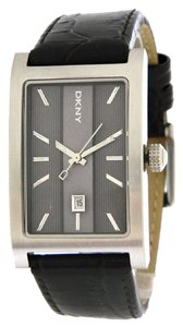 DKNY DKNY Male Dress Watch NY1475 Black Analog