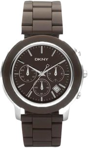 DKNY DKNY Female Dress Watch NY8357 Brown Analog