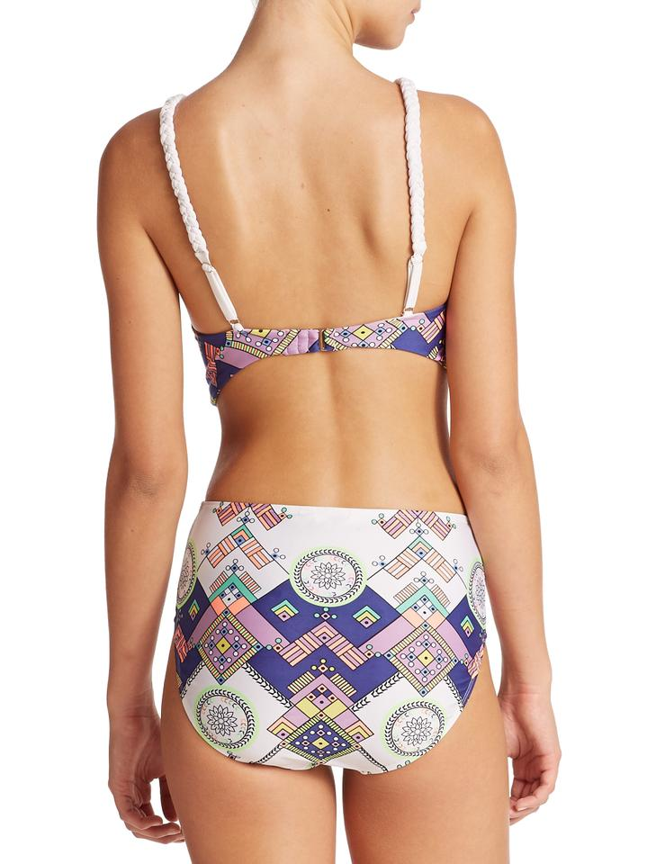 275d8cf08f86a By Pooja Maya Swimsuit Aztec One-piece Bathing Suit Size 4 (S) - Tradesy