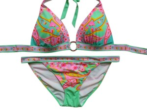 Victoria's Secret Victoria's Secret Push Up Halter Bikini Set New Without Tags Never Worn