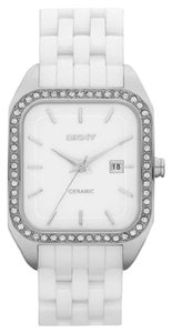 DKNY DKNY Female Dress Watch NY8535 White Analog