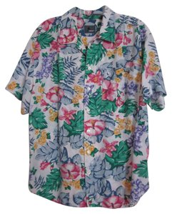 Liz Claiborne Top multi-colored