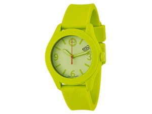 ESQ ESQ07101453 Women's Lime Green Silicone Bracelet With Lime Green Dial