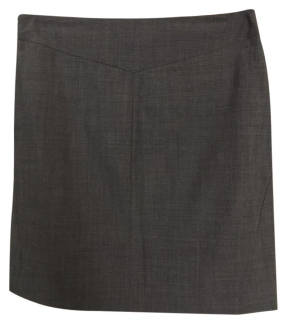 Item - Grey Skirt Size 6 (S, 28)