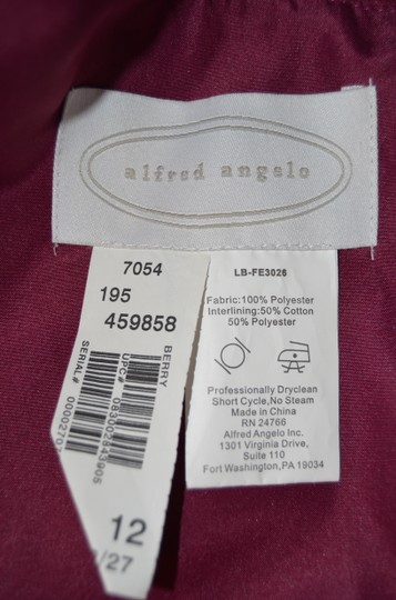 Alfred Angelo Berry 7054 Dress