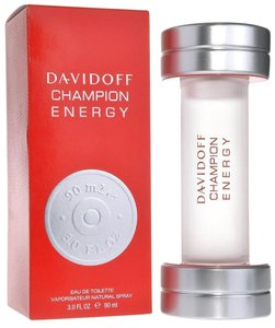 DAVIDOFF CHAMPION ENERGY BY DAVIDOFF-MADE IN FRANCE