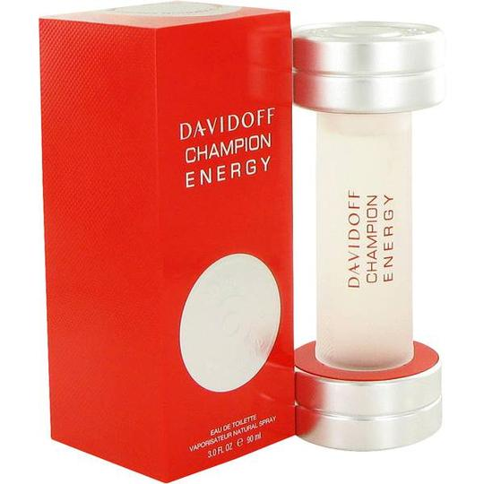 DAVIDOFF CHAMPION ENERGY BY DAVIDOFF-MADE IN FRANCE Image 1