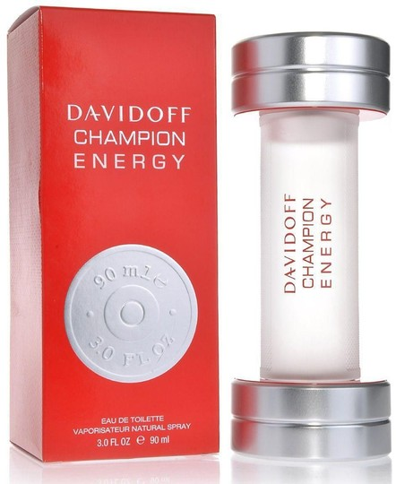 DAVIDOFF CHAMPION ENERGY BY DAVIDOFF-MADE IN FRANCE Image 2