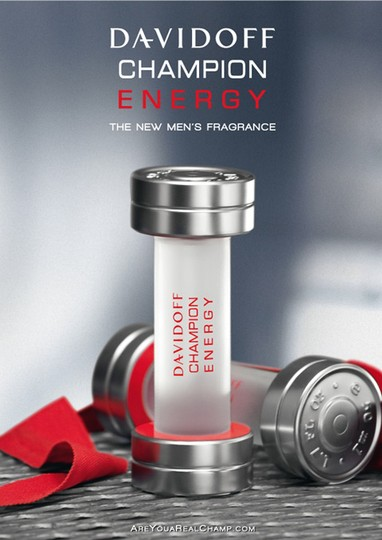 DAVIDOFF CHAMPION ENERGY BY DAVIDOFF-MADE IN FRANCE Image 4