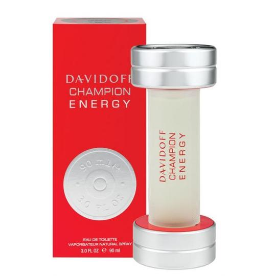 DAVIDOFF CHAMPION ENERGY BY DAVIDOFF-MADE IN FRANCE Image 5