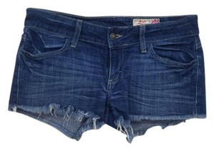 Siwy Frayed Casual Mini/Short Shorts Jean
