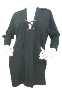 IRO short dress Black Tie Tunic on Tradesy