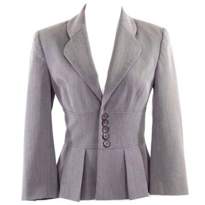 Alvin Valley Fitter Career Gray Jacket