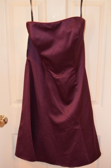 Alfred Angelo Grape 7094 Dress