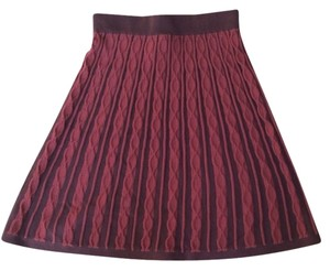 dove Skirt Reddish Brown