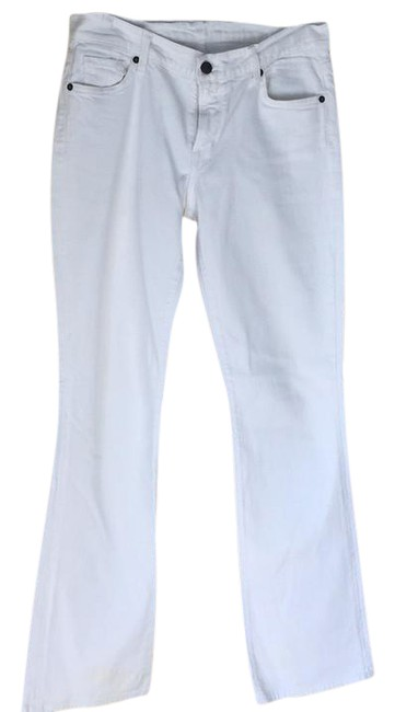 Item - White Style No. 263b-133 Boot Cut Jeans Size 29 (6, M)