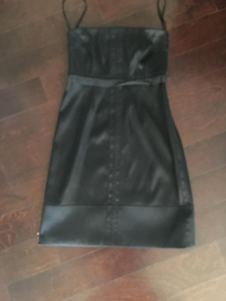 46593267c21 Juicy Couture Black Lbd Mid-length Cocktail Dress Size 6 (S) - Tradesy