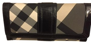 Burberry Beat Nova Check Long Wallet