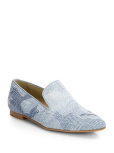 Stella McCartney Blue Flats