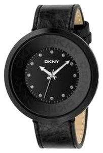 DKNY DKNY Female Dress Watch NY4566 Black Analog
