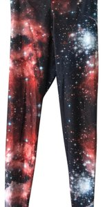 Blackmilk red & black Leggings