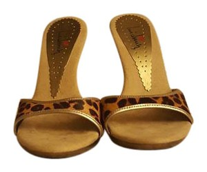 Luichiny Leopard Sandals