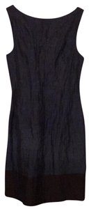 Maria Bianca Nero short dress Blue & Brown on Tradesy