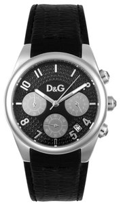 Dolce&Gabbana Dolce & Gabbana Unisex Dress Watch DW0259 Black Analog