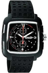 Dolce&Gabbana Dolce & Gabbana Male Dress Watch DW0362 Black Analog