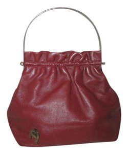 26241dbef6f0 Red Etienne Aigner Satchels - Up to 90% off at Tradesy
