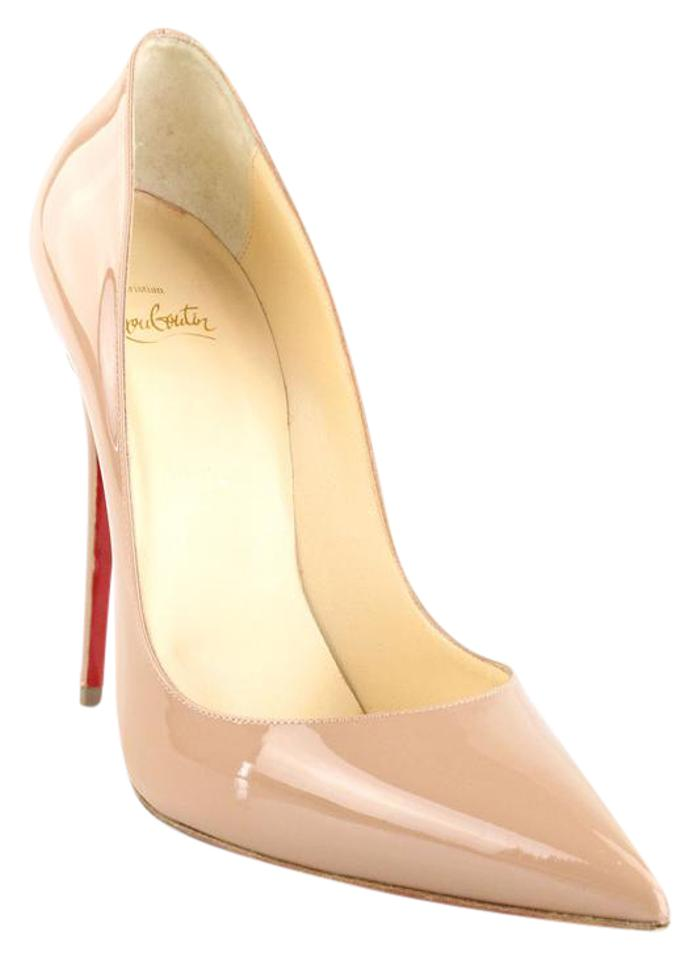 07b0d975bc8 Nude So Kate 120 Patent Pumps