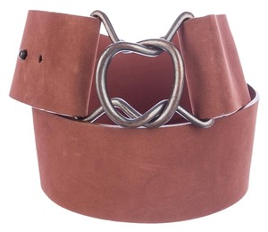 Akris AKRIS CARIBINER LEATHER BELT