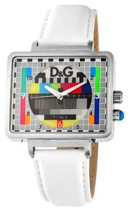 Dolce&Gabbana Dolce & Gabbana Male Dress Watch DW0513 White Analog