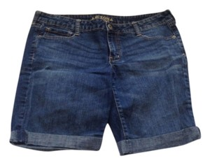 Arizona Jeans Company Cuffed Shorts Jean