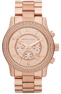 Michael Kors Michael Kors Ladies Watch Rose Gold MK5576