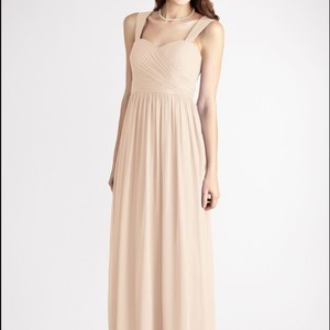 Donna Morgan Chantilly Chiffon Bailey Destination Bridesmaid/Mob Dress Size 6 (S)