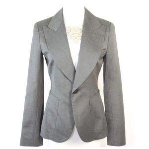 Alvin Valley Charcoal Gray Blazer