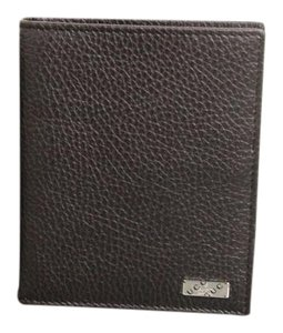 Gucci business card holders up to 70 off at tradesy gucci new gucci walletcard holder 12 slots brown leather 217046 2038 colourmoves