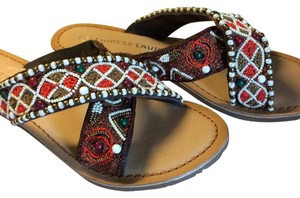 Chinese Laundry multi Sandals