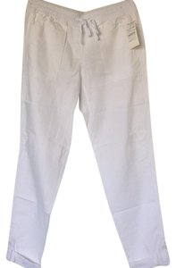 Joe Fresh Boot Cut Pants white