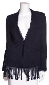 By Malene Birger Navy Jacket